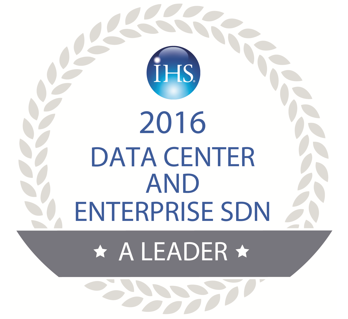 IHS - Data center and Enterprise SDN leader